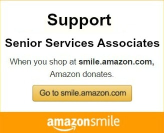amazon smile - senior services