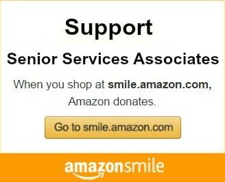 amazon smile - senior services