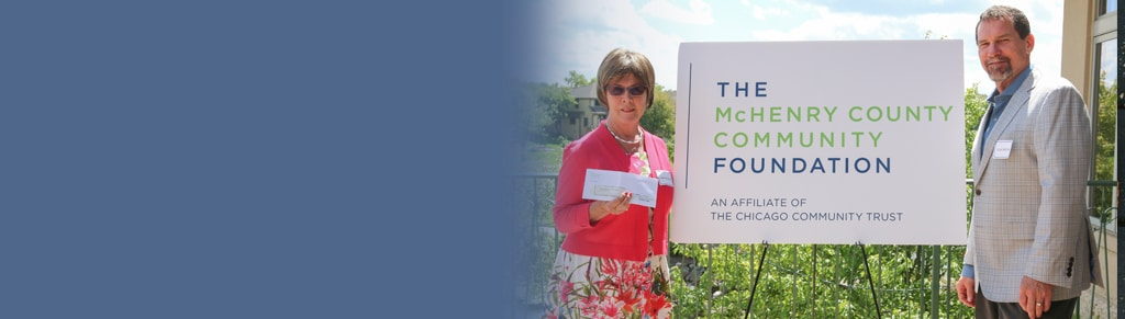 Senior Services Associates extendsour Gratitude to the McHenry CountyCommunity Foundation for theirgenerous support of the AdultProtective Services program in their County.