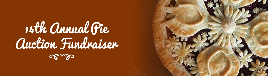 14th Annual Pie Auction Fundraiser @ Pipers Banquets | Aurora | Illinois | United States